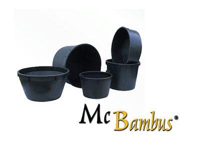 Mc-Bambus Pflanztöpfe & Container