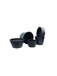 Mc-Bambus Container / Pflanzgefäße in verschiedenen mit und ohne Lochung