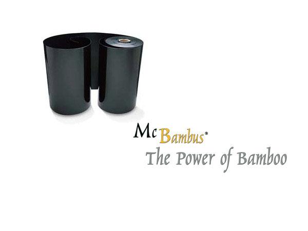 Mc-Bambus Wurzelsperre